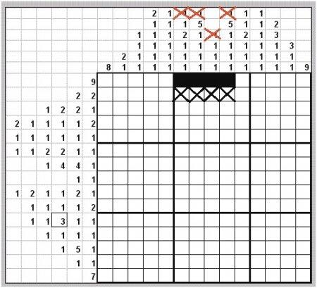 Как разгадывать японские кроссворды? Инструкция.